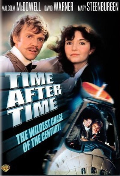 Entertaining and original sci-fi movie with charming historical figures and the time machine into an improbable but fascinating plot. #MOVIES