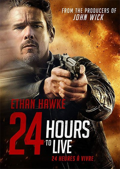 24 Hours To Live is a non-stop action movie with amazing fighting, shooting and car chase scenes. Nonetheless, he has well-built characters with credible motives, united in a war against a wealthy private military agency. #MOVIES
