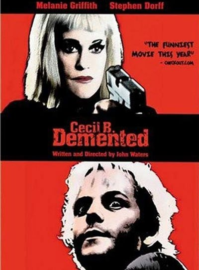 Cecil B. Demented is a comedy about the crazy love for cinema and what it takes to sacrifice to defend this art. #MOVIES