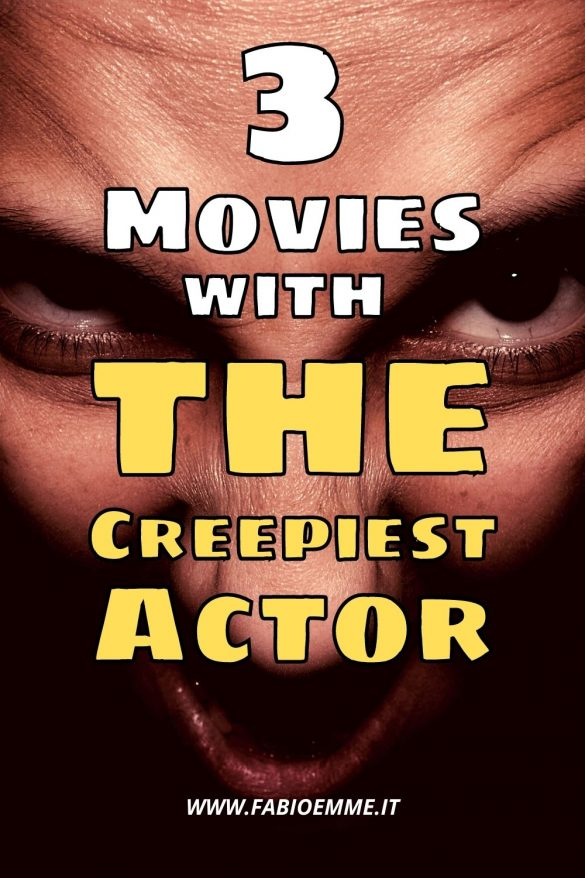 Beauty is often in the eye of the beholder. So even the creepiest actor create their charm more than other sexy beautiful colleagues. #MOVIES