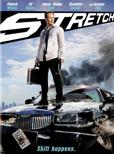 Stretch is a reckless and crazy action comedy about a man at war against the whole world. #MOVIES