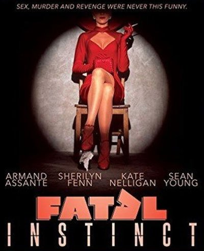 Fatal instinct is a demented exaggerated crazy comedy like Hot Shots or Airplane!. #MOVIES