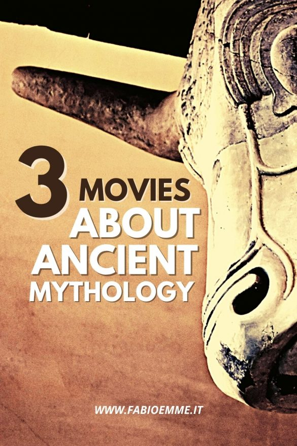 Everything evolves and changes and from ancient creatures can be born movies that create a new and exciting modern mythology. #MOVIES