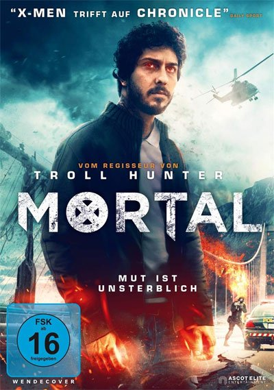 An excellent movie with an unstoppable protagonist from ancient mythology and the authorities' impotent to catch him in front of his frightening power. #MOVIES