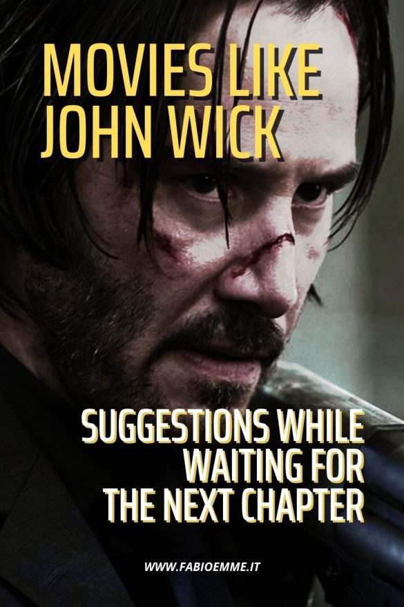 Did you fall in love with John Wick movies, revenging his poor dog? Meanwhile waiting next chapter, let's look something similar. #MOVIES