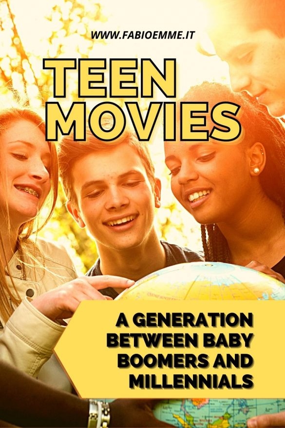 Let's visit together the generation X and the teen's movies golden age, wedged halfway between the Boomers and the Millennials. #MOVIES