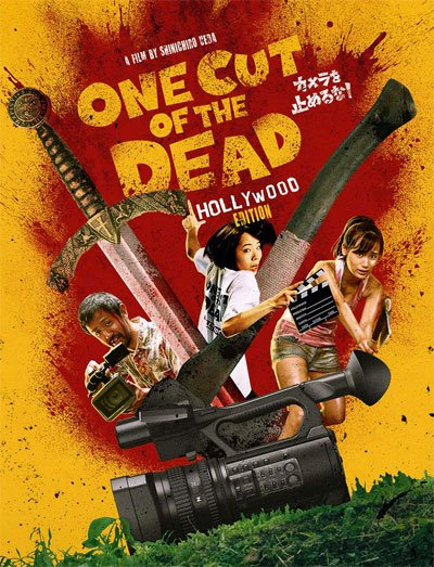 A small director finally has a career opportunity to running the first episode of a new zombie-themed television channel. #MOVIES
