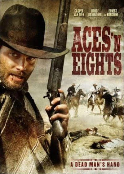 A classic western recycling all the genre stereotypes with passion like Sergio Leone's Once Upon a Time in the West. #MOVIES