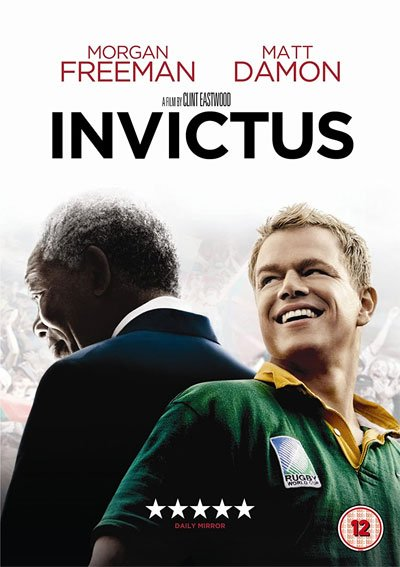 Invictus is a Latin word that means never defeated, and we are always looking for life-inspiring characters like the South Africa president Nelson Mandela.