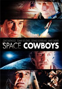 To repair a satellite malfunction, NASA's recruit four older space cowboys, originally destined for flight to the moon in the 50s. #MOVIES