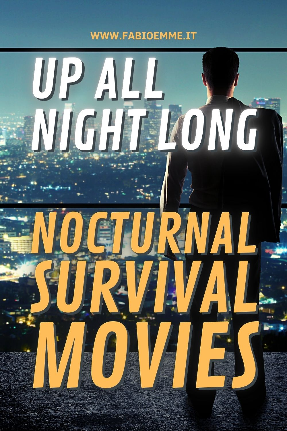 Want to stay up all night long watching some great survival movies? We have here just 3 different movies waiting for you. #MOVIES
