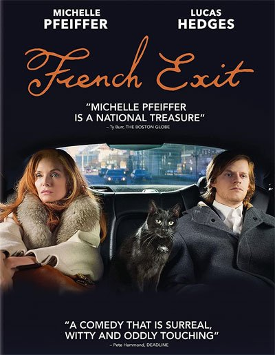 French Exit is a movie about a wealthy woman and his young, naive son going to Paris after her husband's death. #MOVIES