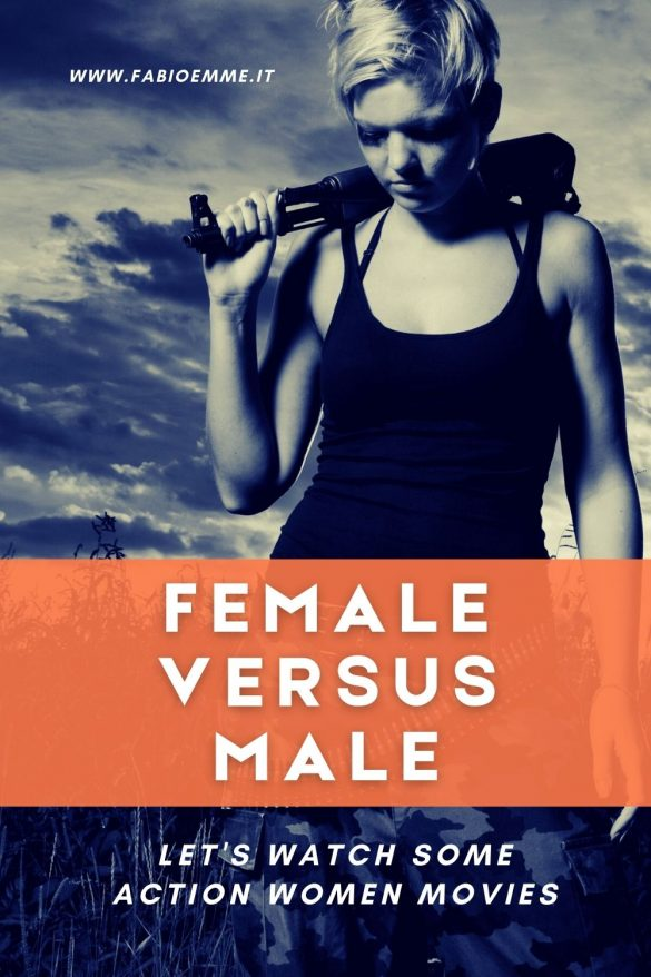 Women versus male always works and recently has brought angry females in action movies. Let's watch close same of them together. #MOVIES