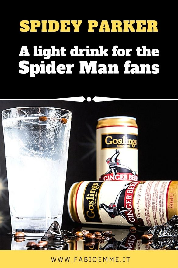 Near to his 60th birthday, let's drink together, celebrating the Spider Man's long life, one of the comics' most beloved heroes. #MOVIES