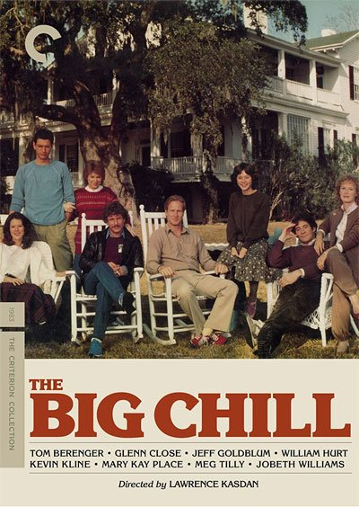 The Big Chill is one of the most beloved dramas/comedies of the old generation with actors' 80s generation become famous movie stars. #MOVIES