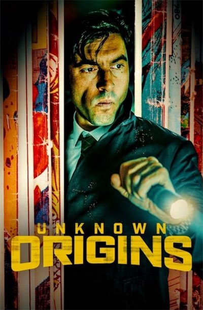 Unknown Origins is a 2020 Netflix serial killer movie, both entertaining than dramatic. #MOVIES