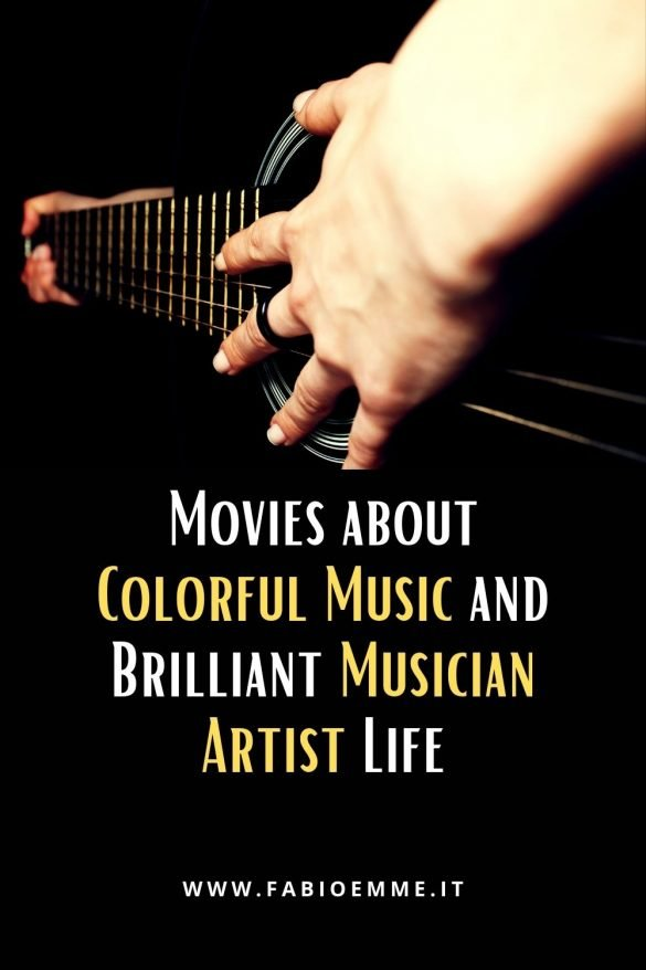 Music is a fundamental element of cinema since the silent movies, where the musician artists composition was the only sound we hear. #MOVIES