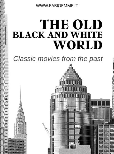Today is there still room for the great black and white classic, among which live some unforgettable cult movies of film history? #MOVIES