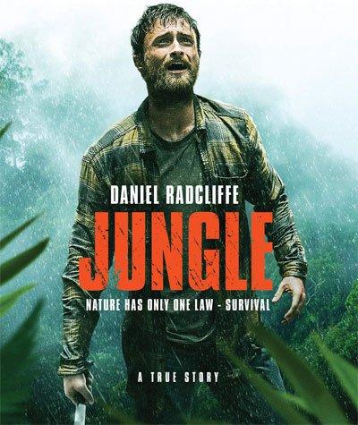 ragazzo nella giungla