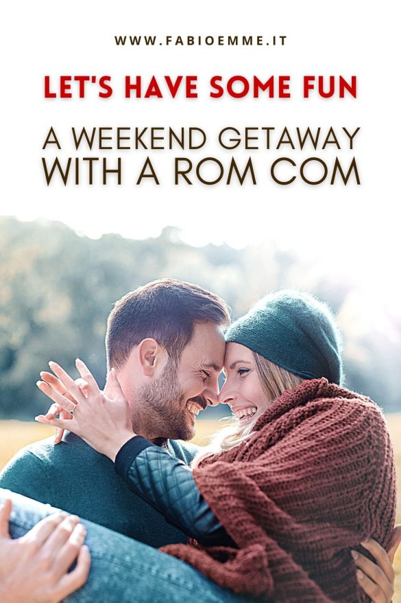 After a hard week of work, what could be better for your weekend than fun and light rom com getaway with your friends and family? #MOVIES