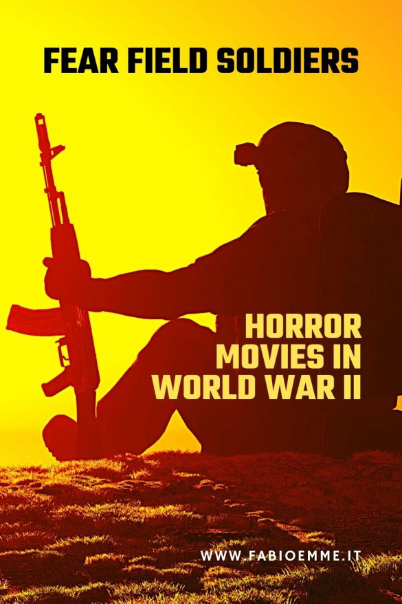 The horror ... said Marlon Brando in Apocalypse Now. So let's talk horror movies about soldiers' fields during World War II. Enjoy! #MOVIES