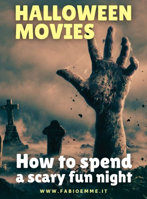 It's never early to get ready for Halloween with movies both scary and fun to please a little bit of everyone in the house. #MOVIES