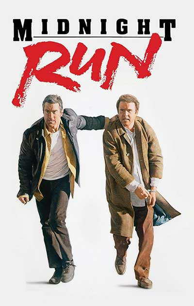 Midnight Run is a movie with Robert De Niro as a funny bounty hunter. A story from the '80s, hoping you can still enjoy it today. #MOVIES