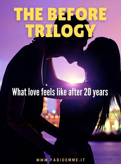 Certain movies take decades getting how public's love feels like, like Before Trilogy by Richard Linklater. Let's take a closer look! #MOVIES