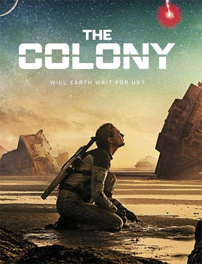 The Colony is a film about a young girl unraveling the mystery of a future of rising waters that have entirely flooded our planet. #MOVIES